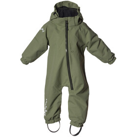 Isbjörn Hard Shell Jumpsuit Toddler moss